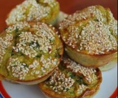 Quinoa Muffins - Gluten & Dairy Free