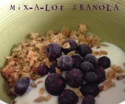 Mix-a-Lot Granola