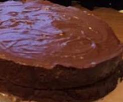 Donna Hay Chocolate Truffle Cake
