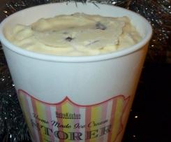 White Christmas Ice Cream