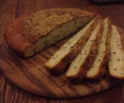 Crusty Cheese & Onion bread