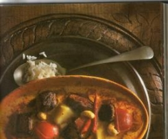 Spiced Beef Curry