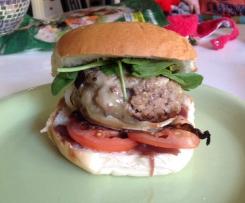 Juicy Hamburger Patties
