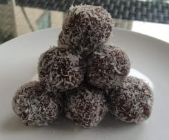 Coconut Chia Balls