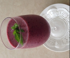 Complete Breakfast Health Junkie Smoothie
