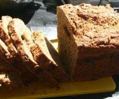 High Fat seed bread