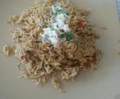 Raita - Yoghurt salad