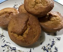 Mandarin, Almond & Cardamom Muffins