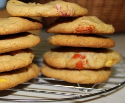 """Subway"" Cookies"