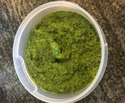 Supergreen Vegan Pesto