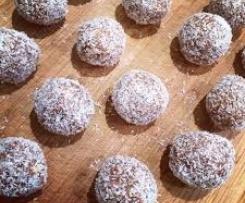 Caramel Salted Protein Balls