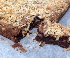 BEST Choc Brownie Recipe EVER