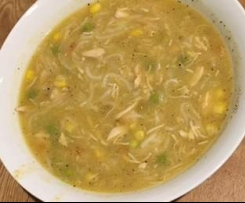 Chicken, Vege & Noodle Soup