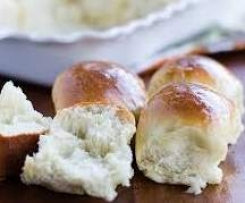 Soft Fluffy Bread Rolls