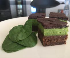 Peppermint Slice (RAW)
