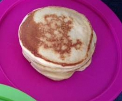 Pikelets - Country Show Cookbook Style