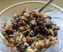 Fruit & Nut Crunchy Museli