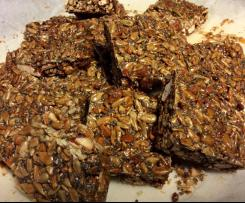 Seed and Chia Crunchies
