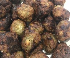 Meatballs with Hidden Kale