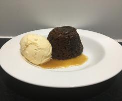 Easy Sticky Date Puddings (Bulk)