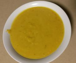 Thick and Rich Pumpkin Soup