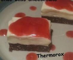 Choc Bliss Cheesecake Slice