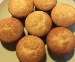 FODMAP Cupcakes