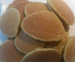 Perfect paleo pancakes/pikelets