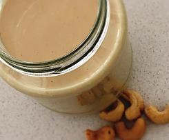 Coconut and Cashew Butter
