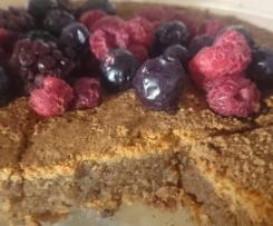 Capri Choclate Cake (gluten free)