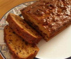Fruit Citrus Tea Loaf