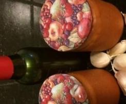 Red Wine and Garlic Tomato Paste