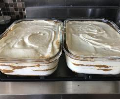 Cheesy Bechamel Sauce Double Batch