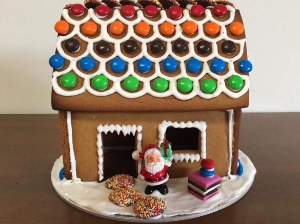 Gingerbread House by ThermoSweets. A Thermomix ® recipe in ...