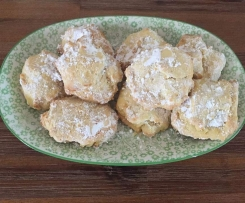 Lemon Cream Cheese Biscuits