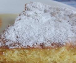 Almond Santiago Cake
