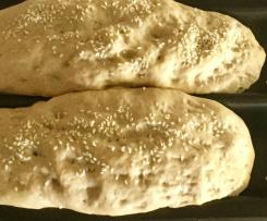 Ruth's Sourdough Rye Turkish Bread