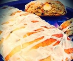 Glazed Fruit Stollen