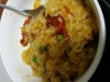 Pumpkin Risotto with sundried tomatoes