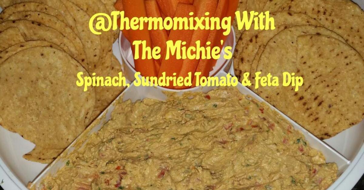 recipe: sun dried tomato feta dip [26]