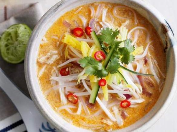 Chicken Laksa by rcavenagh on www.recipecommunity.com.au