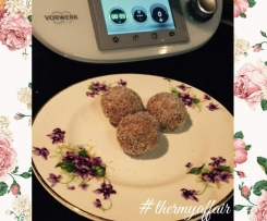 Healthy Nut Butter Protein Balls