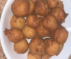 Awwama (Lebanese sweet dumplings)