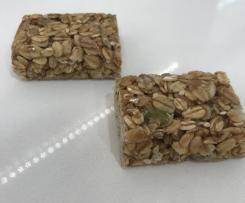 Mini Muesli Bars (gluten free, corn free, sulphur free, dairy free)