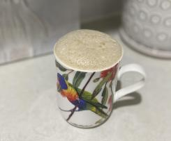 Creamy Frothy Coffee