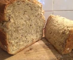 Spelt Bread (FODMAP friendly)