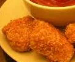 Healthy 'kid friendly' Chicken Nuggets