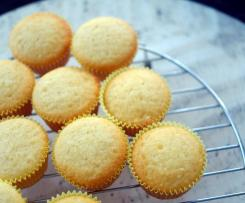 Lemon Cupcakes with Young Living Essential Oils