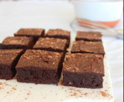 Fudgy Paleo Brownie