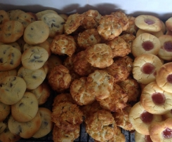 100 Biscuits - known in our family as 'Aunty Jenny's Biscuits'